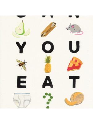 Can you eat? Ediz. a colori