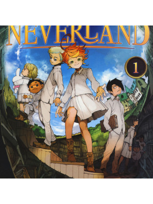 The promised Neverland. Vol. 1