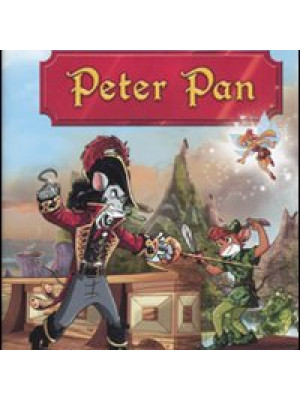 Peter Pan di James Barrie