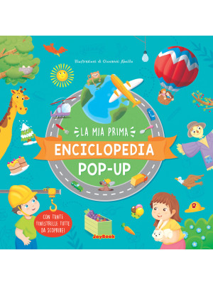 La mia prima enciclopedia pop-up