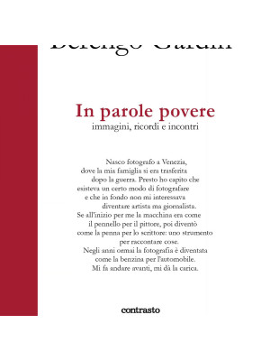 In parole povere. Ediz. illustrata