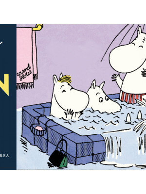Mumin in riviera